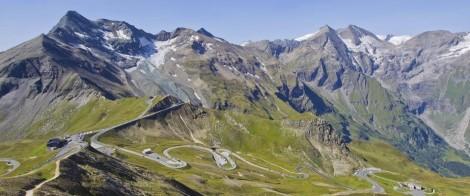 road trip alps