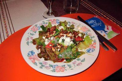 sphia salad